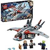 LEGO® Marvel Super HeroesTM Captain Marvel et Le Sac de skrull Attacke.