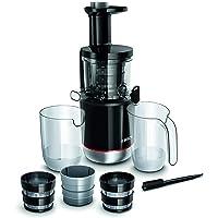 Bosch VitaExtract MESM731M Extracteur de Jus – Extraction lente pour réduire l'oxydation – Contrôle du niveau de pulpe…