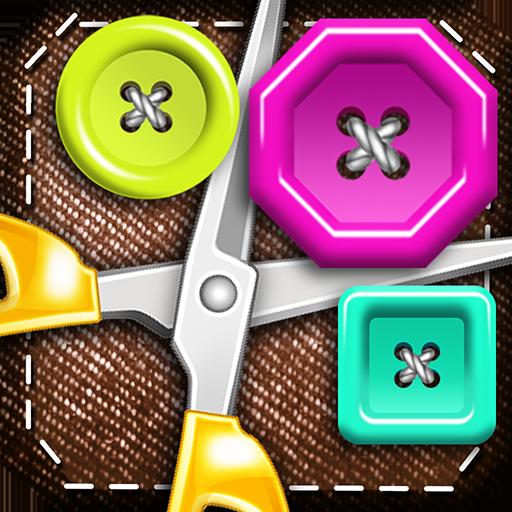 Scissors Button Cutter - Cutter Stock
