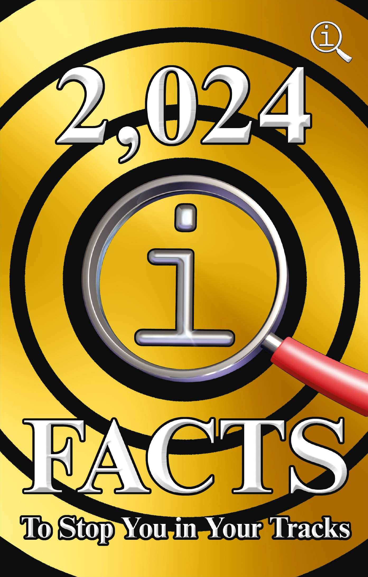 2,024 QI Facts To Stop You In Your Tracks 81eIf3gxLQL