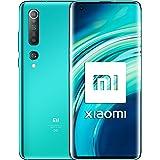 "Xiaomi Mi 10 EEA 5G 8GB + 128GB Snapdragon 865 LPDDR 5 108MP Quad Camera 6,67""Schermo fluido AMOLED UFS3.0 Wifi 6 (Coral Gree"
