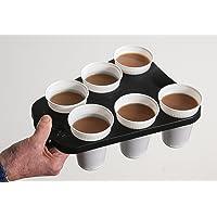 VOW Eurpoe B00742 Plastic Vending 6 Cup Tray