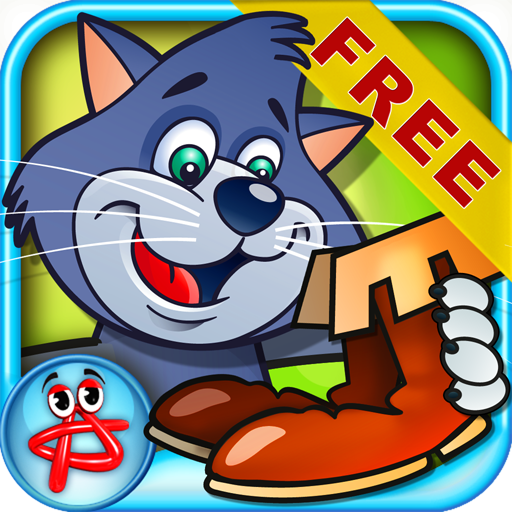 Puss in Boots: Free Interactive Touch Book