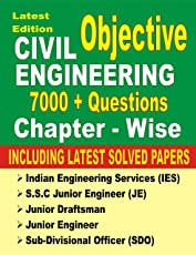 Civil Engineering Objective: 7000 + Questions 2019