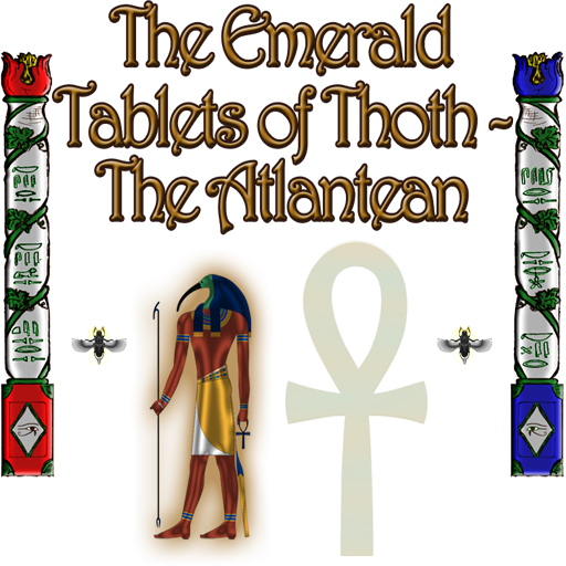 Emerald Tablets of Thoth (Thoth Of Tablets)