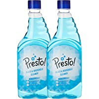 Amazon Brand - Presto! Glass and Household Cleaner Refill - 500 ml (Pack of 2)