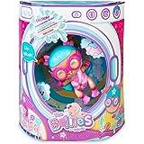 The Bellies - Lily-Splash! Bellie acuatico,le gusta el agua, muñeca interactivo para niñas y niños a partir de 3 años(Famosa