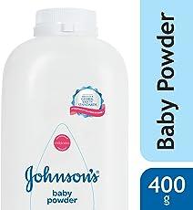 Johnson's Baby Powder (400g)