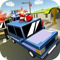 Blocky Cops Smash