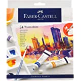 Faber-Castell Creative Studio Watercolours , 9 ml - Set of 24