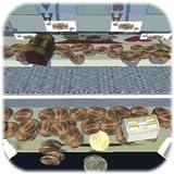 der Münzeschieber