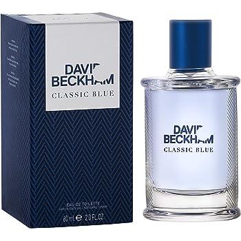 David Beckham Classic Blue Eau De Toilette Perfume For Men 60 Ml