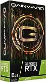 Gainward GeForce RTX 2080 8GB Triple-Lüfter DDR6 (Retail), 426018336-4207