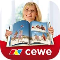 CEWE FOTOWELT – CEWE FOTOBUCH, Fotokalender und Postkarte mobil erstellen, gestalten und bestellen