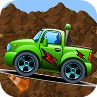 Monster Trucks Match Game for kids