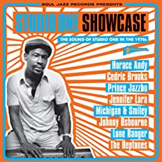 Studio One Showcase:The Sound Of Studio One In The 1970s (2LP + Downloadcode) [Vinyl LP]