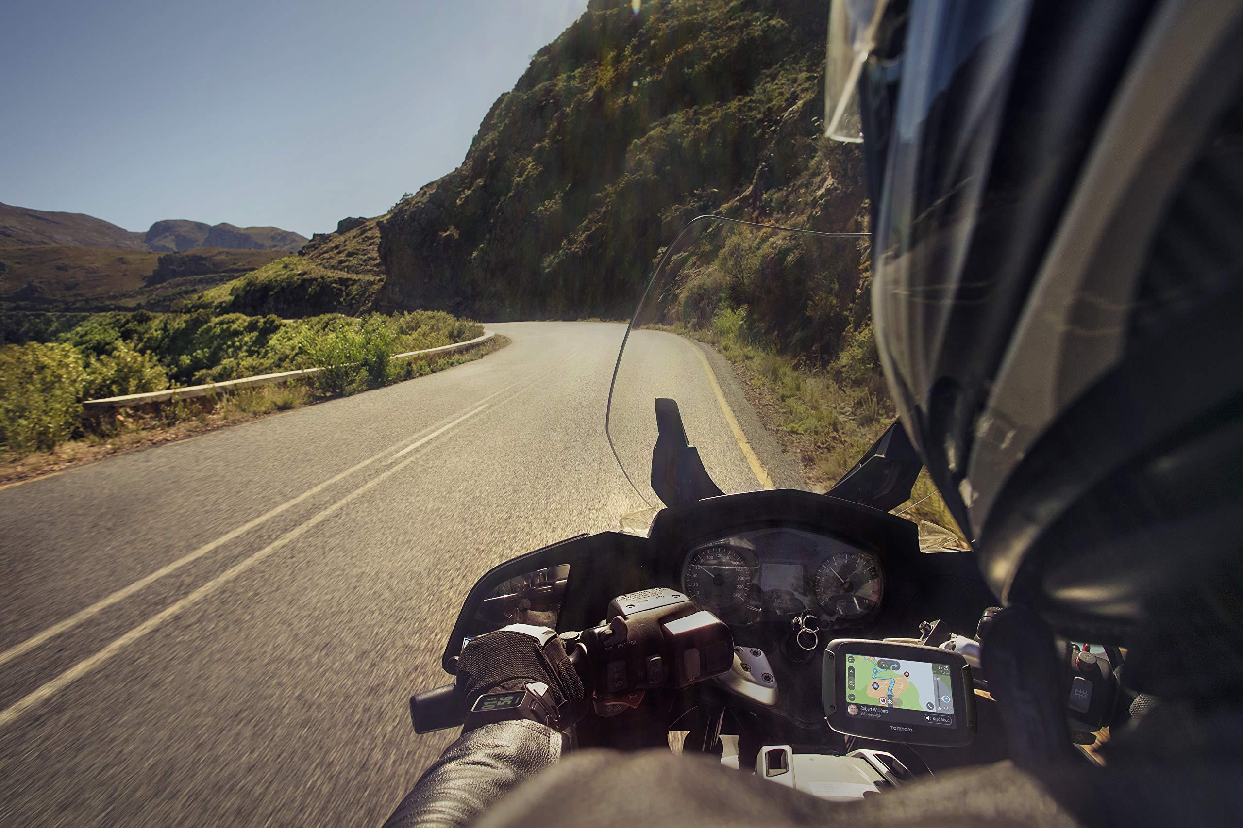 TomTom-zustzliches-Akkuladekabel-fr-Motorradnavigation-Rider