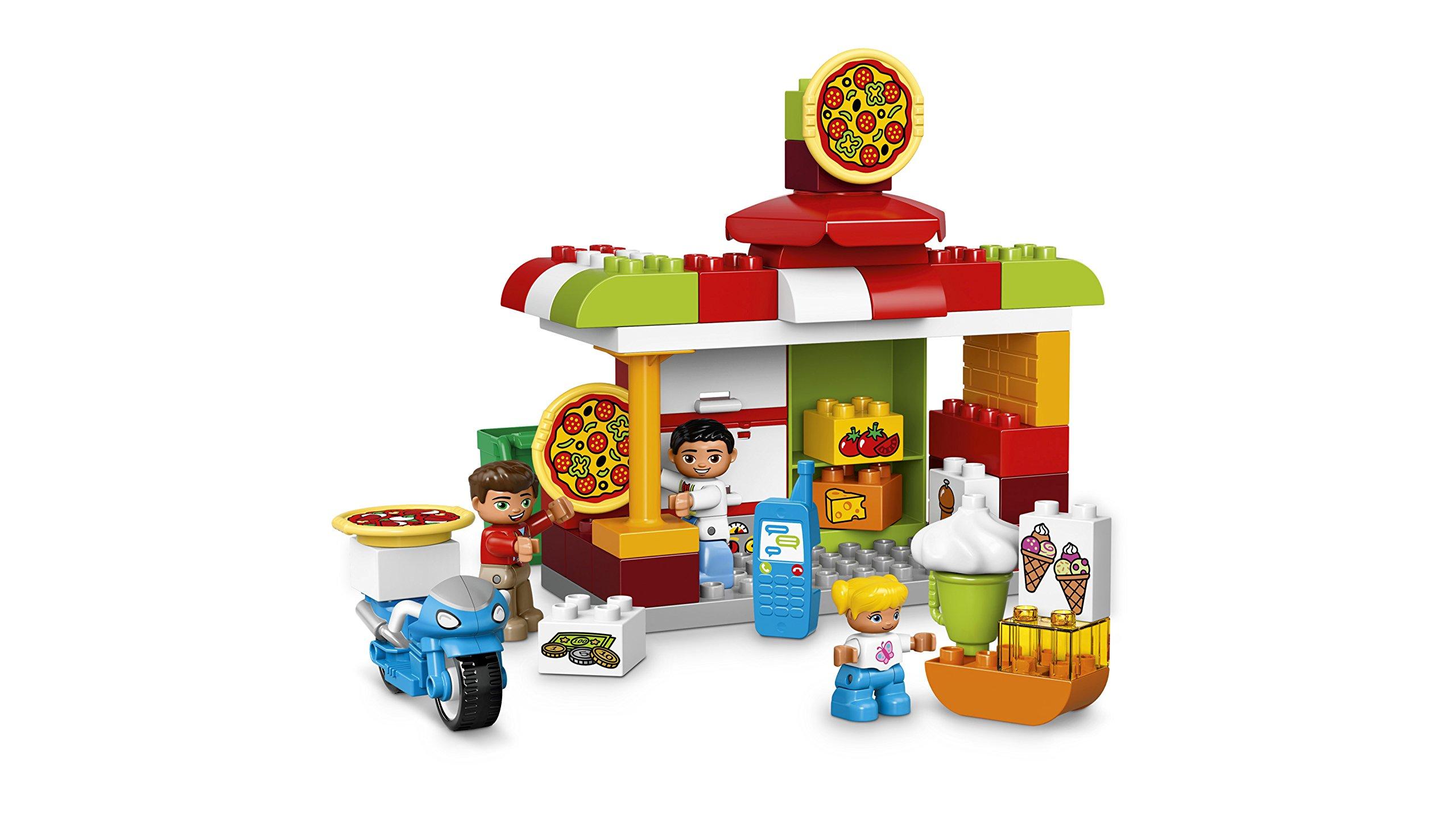 LEGO Duplo - Town la Pizzeria, 10834 4 spesavip