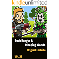 Bush Ranger & Weeping Woods | The Squad: Funny Story Comics Vol 23 (English Edition)