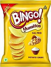 Bingo Yumitos Salted Potato Chips,52g