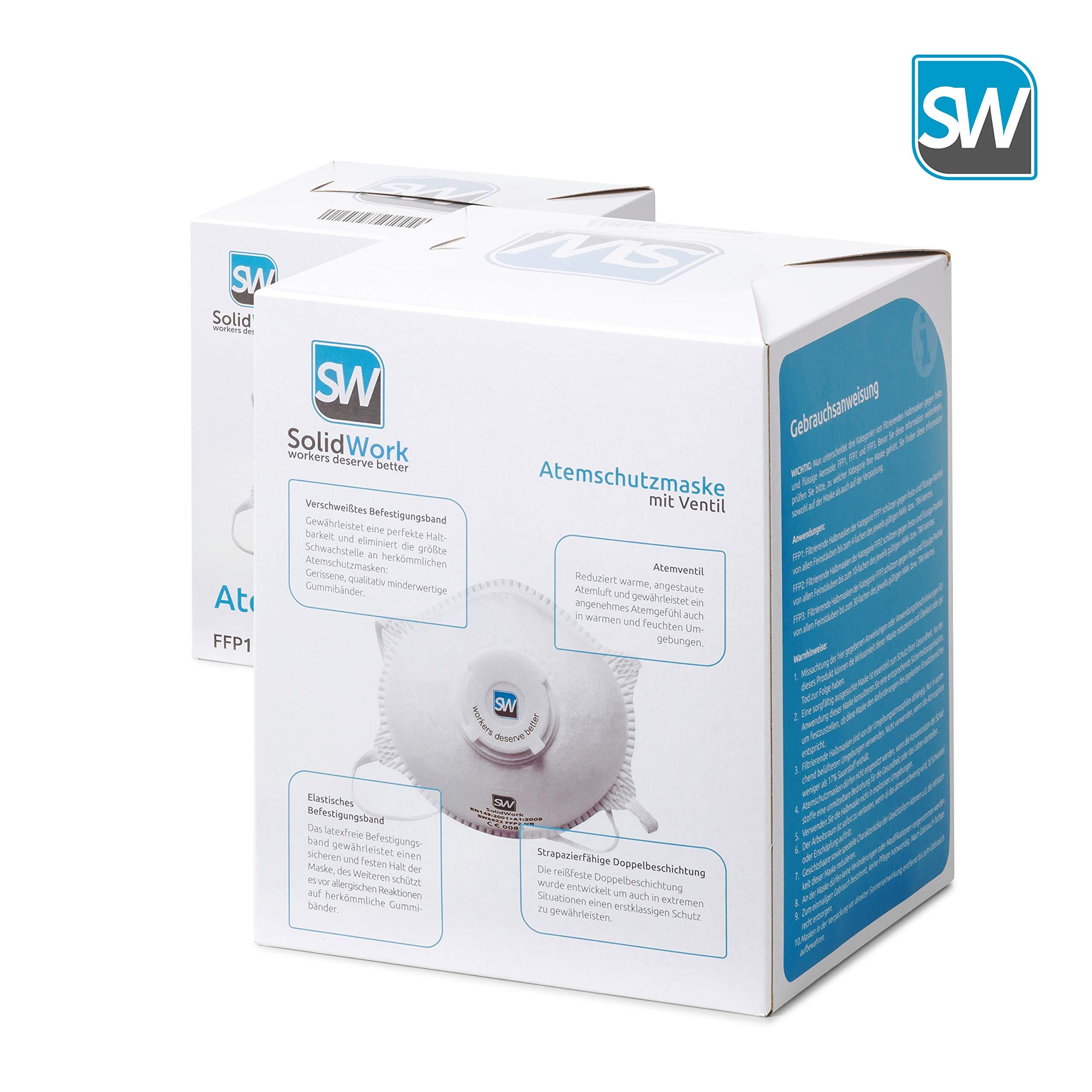 solidwork respirator masks