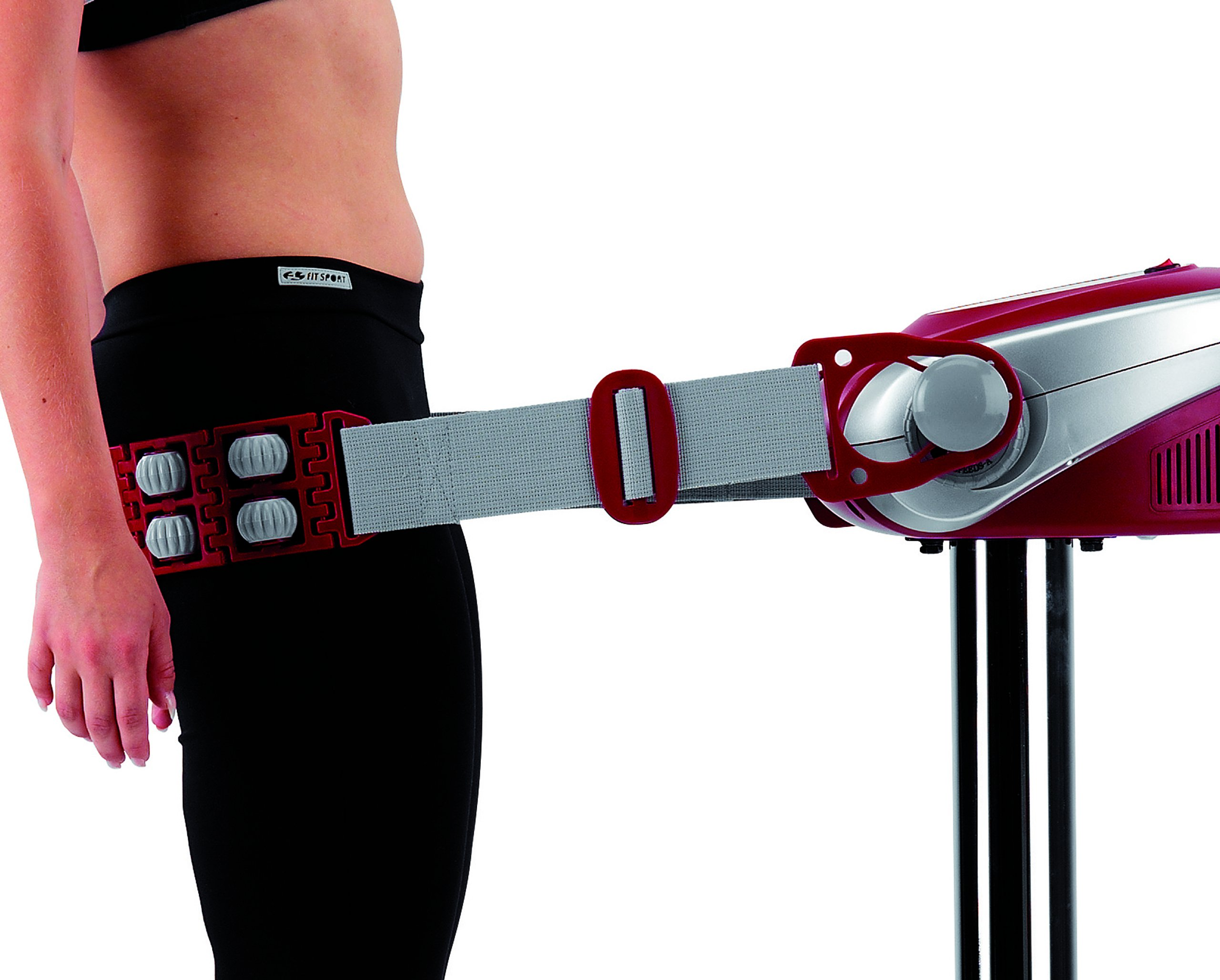 81eQmHBh0dL - BH Fitness Tactile Tonic Pro G225 Vibration belt massage machine. Relax overloaded muscles and sore joints. Ultra…