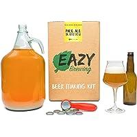 Kit de Brassage 5 Litres Bière Blonde - Pale Ale Française - Coffret Cadeau pour Brasser sa Bière Artisanale Maison…