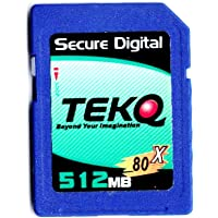 512MB Secure Digital SD Card (SD Card 512MB)