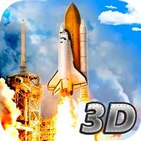 Raumfähreprodukt Flug Simulator