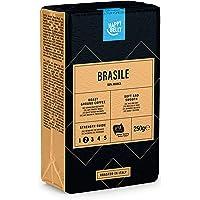 "Marchio Amazon - Happy Belly Caffè tostato macinato ""BRASILE"" (4 x 250g)"
