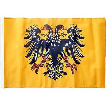 gratis Aufkleber Flaggenfritze/® Tischflagge Tischfahne Berlin