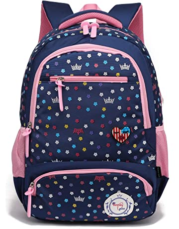 Reelay mee 18 L Polyester, Light Weight, Day-Trip/School Backpack - 2617 (Royal Blue)