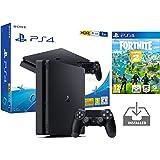 PS4 Slim 1TB schwarz Playstation 4 Pack + Fortnite: Battle Royale Vorinstalliert