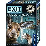 Franckh-Kosmos 695071 EXIT - Die Känguru-Eskapaden Spel, 1 - 4 Spelare, Tysk Version