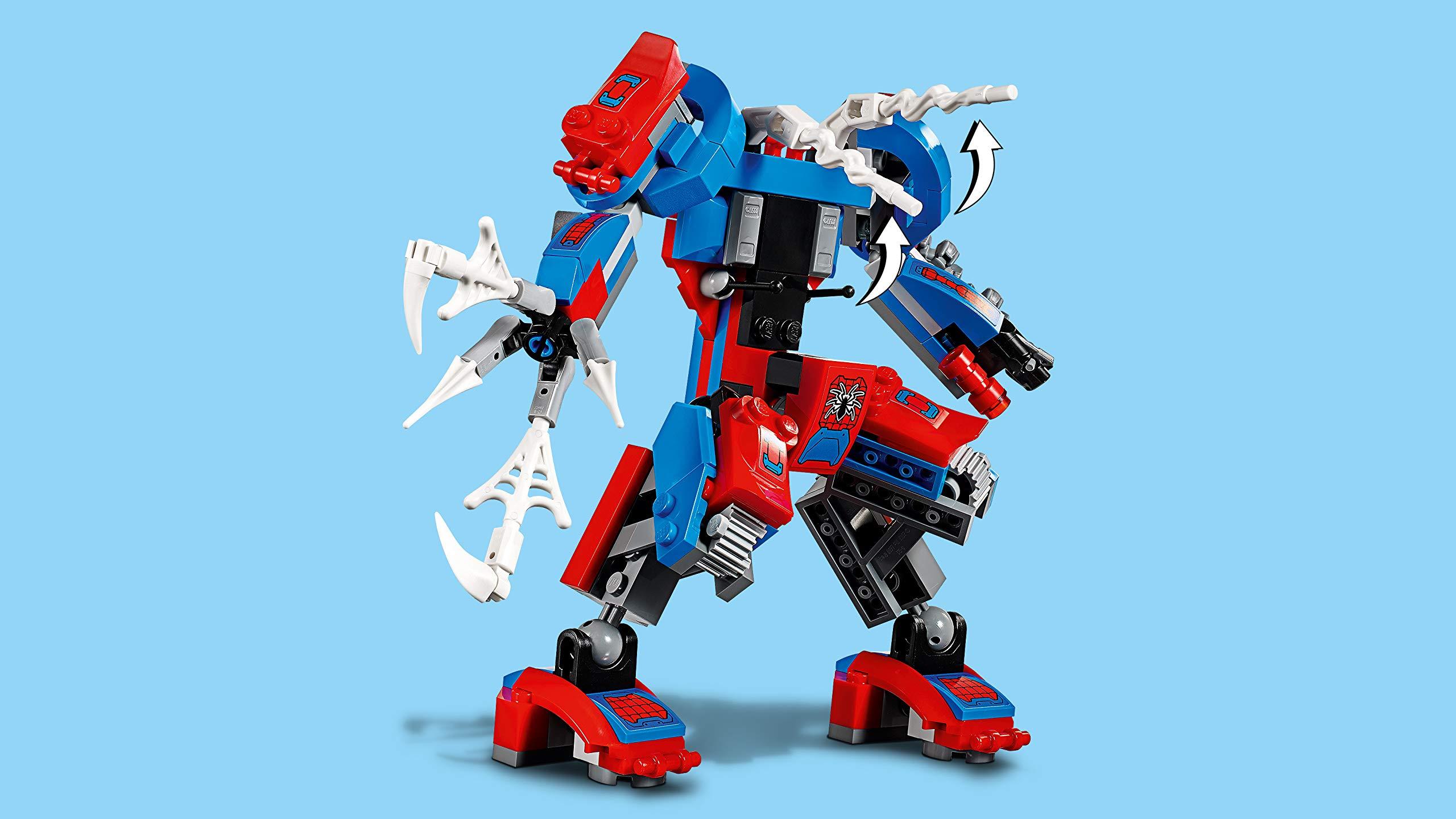 Lego 76115 Marvel Super Heroes Spider Mech Vs Venom