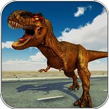 Dinosauro in città Simulator 2018 3D