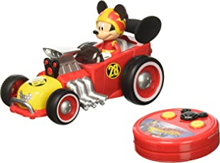 Jada Toys Disney Mickey Roadster Racer RC Vehicle (3 Piece)