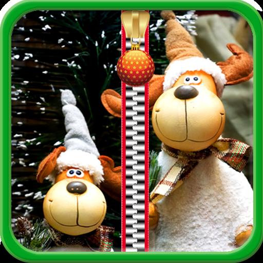 ock Screen (Einfach Weihnachten Kostüm)