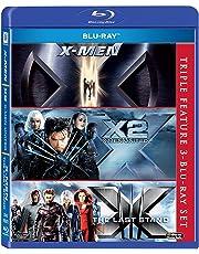 X-Men Trilogy: X-Men + X-Men United + The Last Stand (3-Disc Box Set)