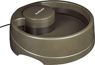 PetSafe Drinkwell Trinkbrunnen Strömung, BPA frei, organischer Filter, leise, Wasserbrunnen