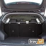 Travall Guard Hundegitter Tdg1303 Maßgeschneidertes Trenngitter In Original Qualität Auto