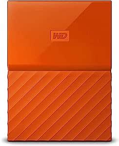 Wd My Passport 2tb Portable Hard Drive And Auto Backup Computer Zubehör