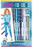 Depesche 8072 - Top Model Stifte Set Jeans