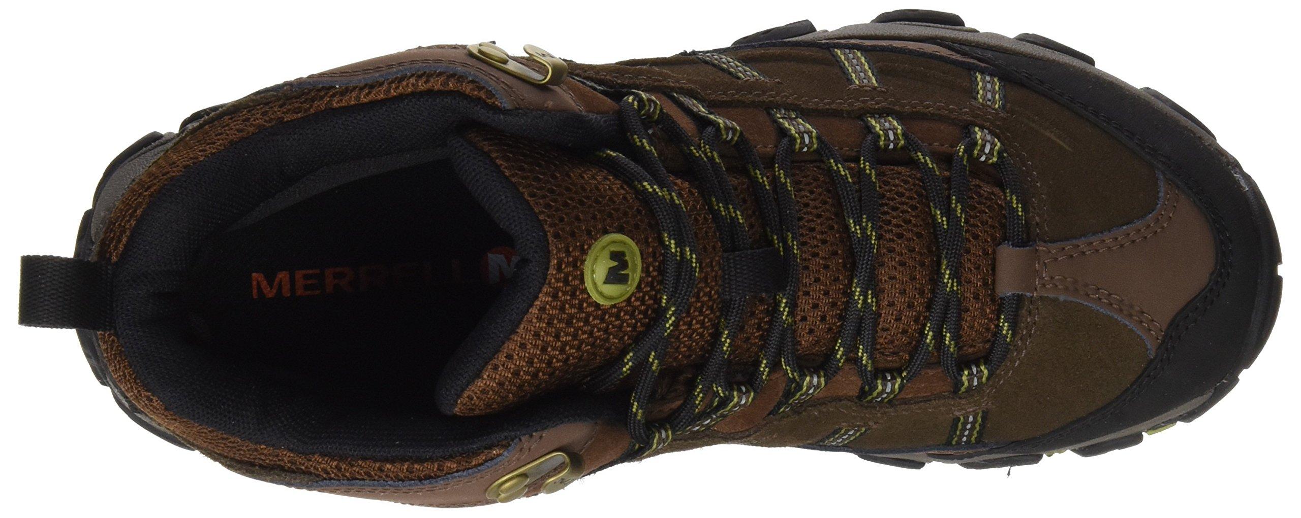 81eX0q1etCL - Merrell Men's Terramorph Mid Waterproof High Rise Hiking Boots