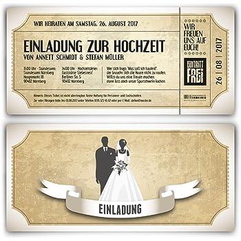 50 X Hochzeit Einladungskarten Hochzeitseinladungen Hochzeitskarten