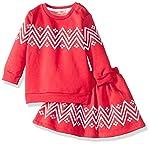 Zeyland Kız bebek Kıyafet Takımları Zeyland Küçük Kız Çocuk Sweat + Etek