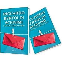 Scrivimi (Magari ti amo ancora) con Taccuino di San Valentino Limited Edition
