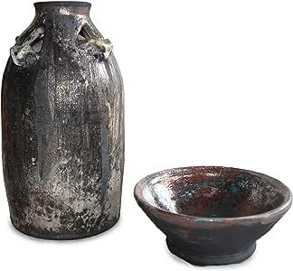 Arte Tuia: vaso Lekythos argento grande
