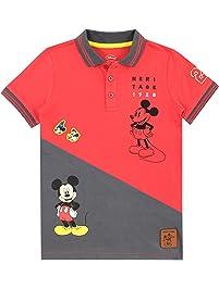 Disney Polos para niño Mickey Mouse c60dda754e