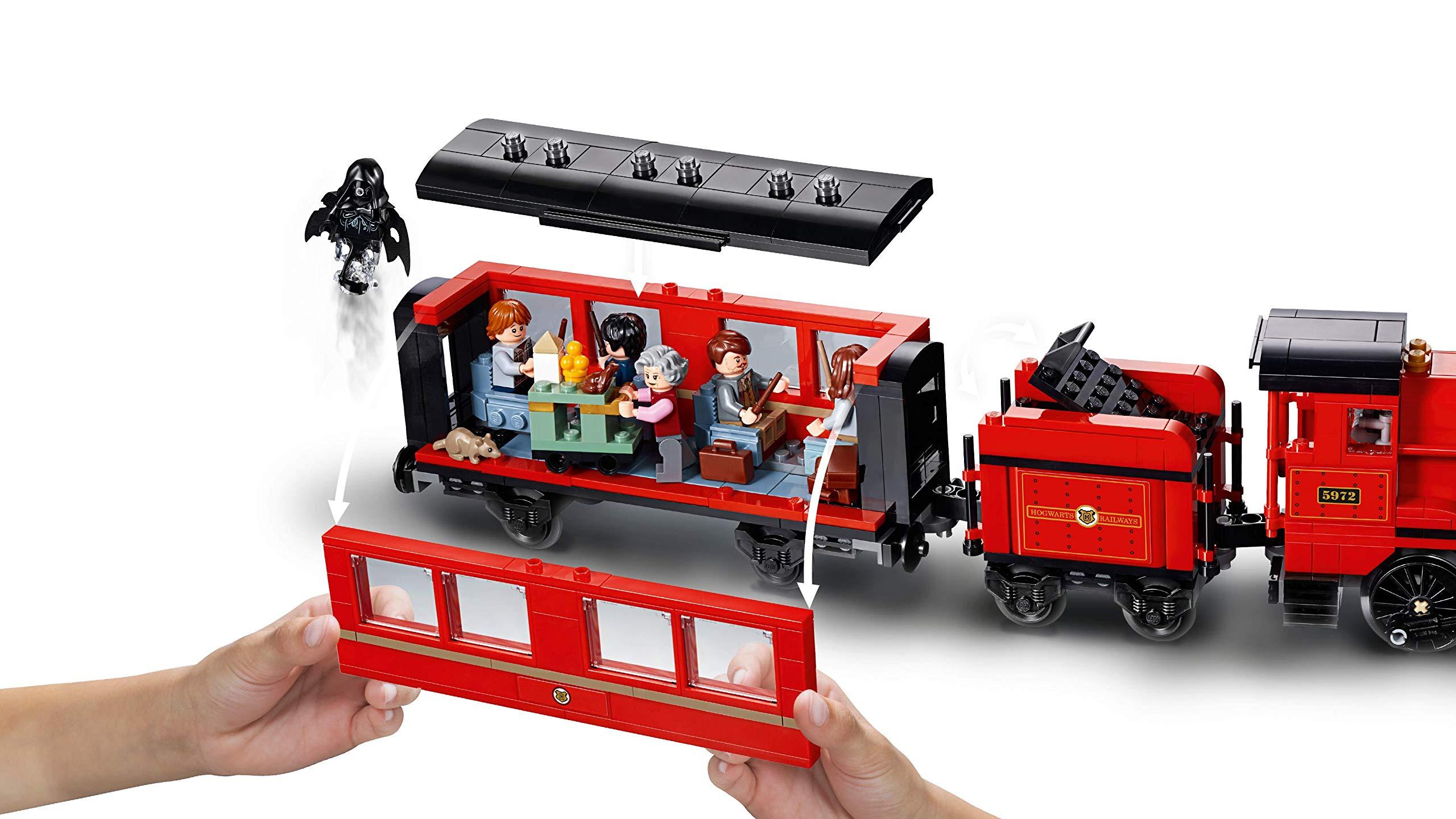 LEGO HarryPotter EspressoperHogwarts, Giocattolo eIdea Regalo per gli Amanti del Mondo della Magia,Set di Costruzione per Ragazzi, 75955 3 spesavip